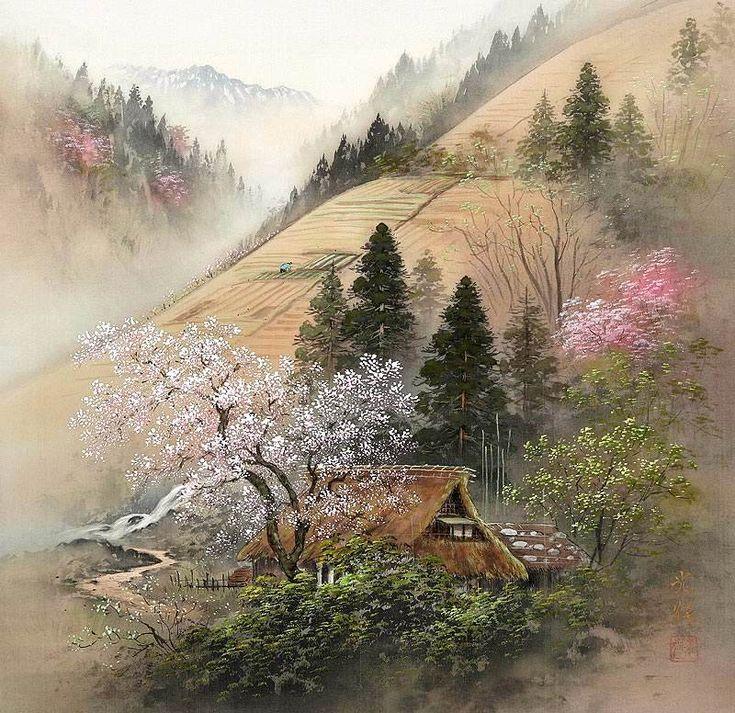 Vernissage do artista Koukei Kojima (Japão) - Optimist Revista