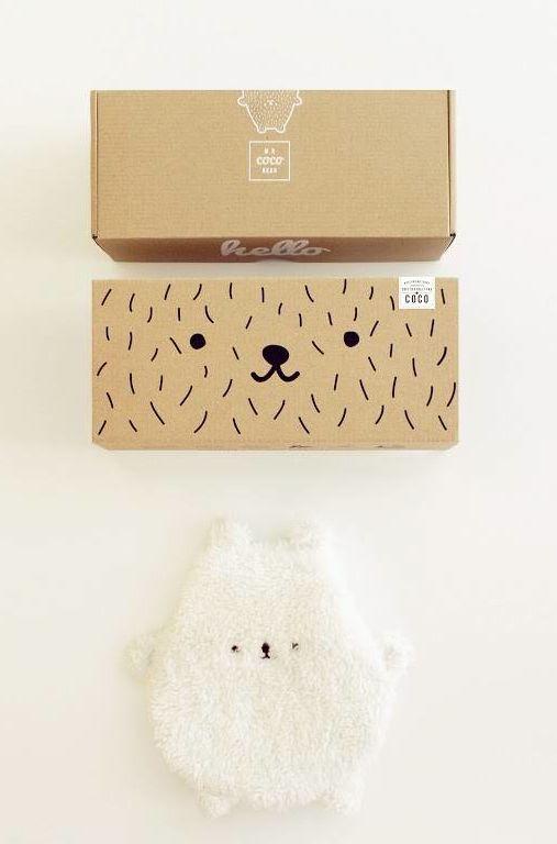 Bear packaging design PD