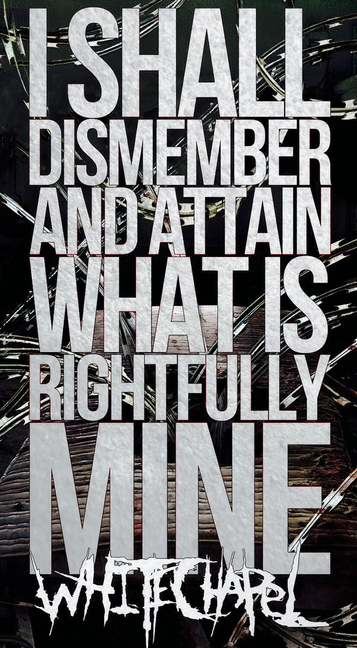 Whitechapel - Vicer Exciser