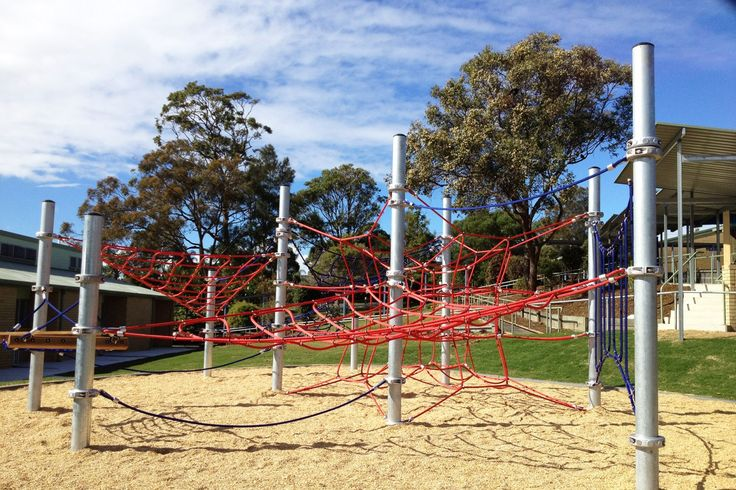 Commercial Playground Design | Guardian Angels' School | Urban Play