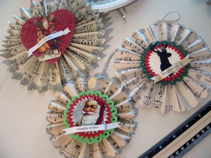 Tenth Day of Christmas, Paper Medallions (12 Days of Christmas Video ...