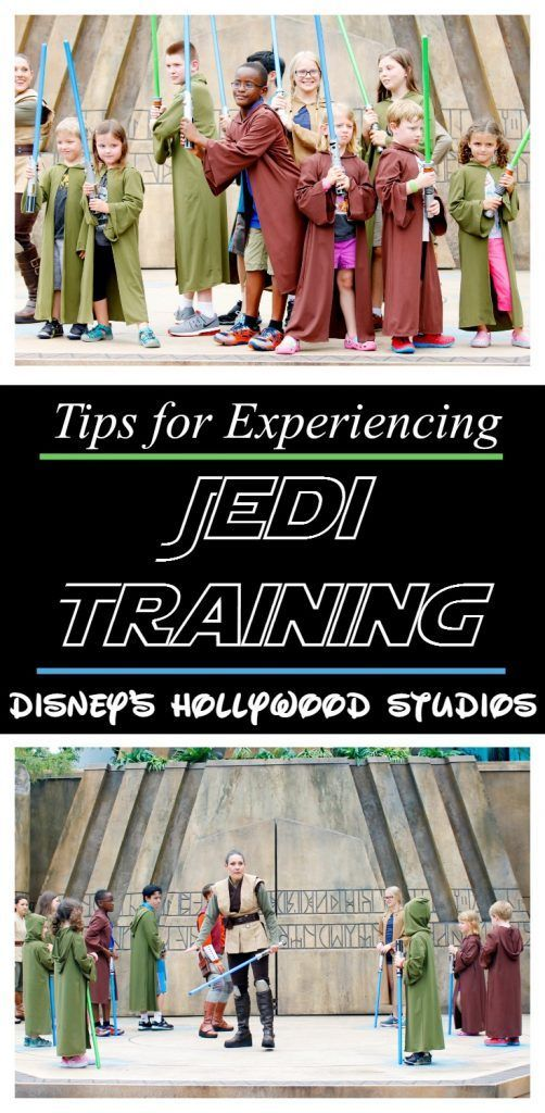 Tips for Experiencing Jedi Training at Disney's Hollywood Studios