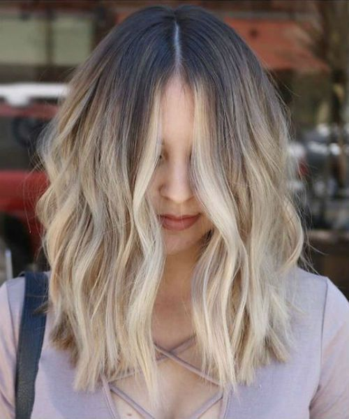 Breathtaking Mid Length Versatile Haircuts and Hairstyles for Women 2019 - 2020