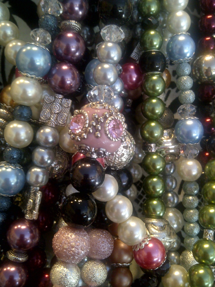 Fabulous Jewellry in the house!