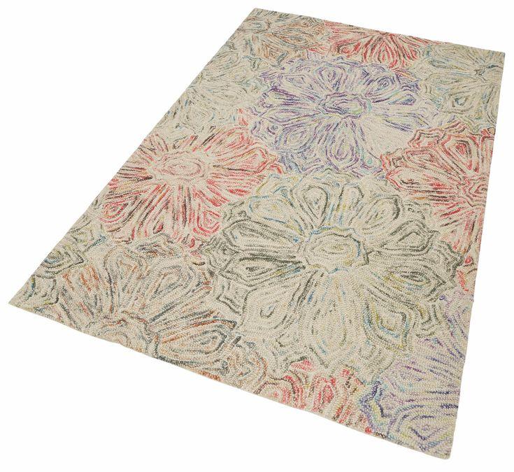 Teppich, »Wool 2032«, Theko, rechteckig, Höhe 20 mm, handgetuftet Jetzt bestellen unter: https://moebel.ladendirekt.de/heimtextilien/teppiche/sonstige-teppiche/?uid=6ff7dbaa-64e2-52f8-9025-c8d5b3750c29&utm_source=pinterest&utm_medium=pin&utm_campaign=boards #möbel #heimtextilien #moderne #sonstigeteppiche #teppiche