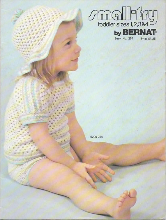 Crochet Pattern  Vintage Crochet Pulllover Pants and by MyMayaMade, $3.33