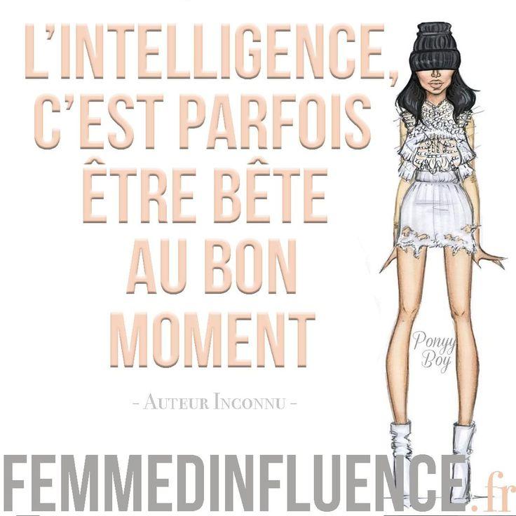 """8,724 mentions J'aime, 31 commentaires - Femme d'Influence Magazine (@femmedinfluencemag) sur Instagram: """"#citation"""""""