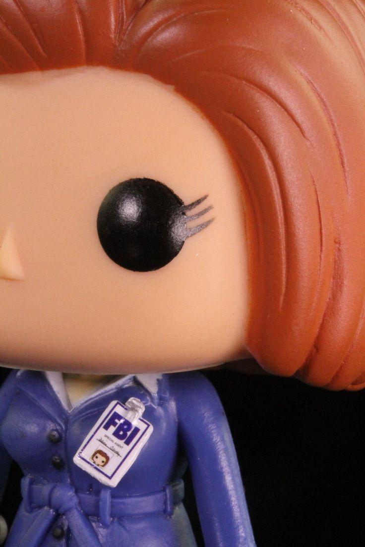 Funko Pop Television, The X Files, Dana Scully #184