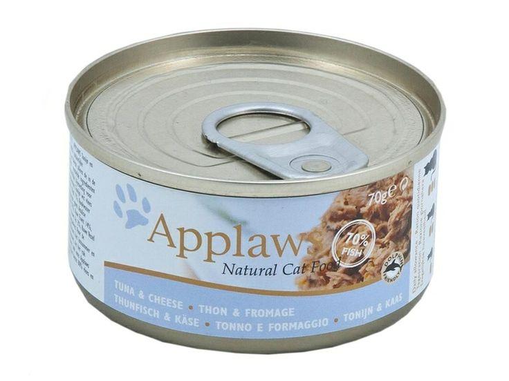 #Applaws #Katzenfutter mit Thunfisch & Käse