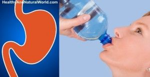 See What Happens When You Drink Water On An Empty Stomach