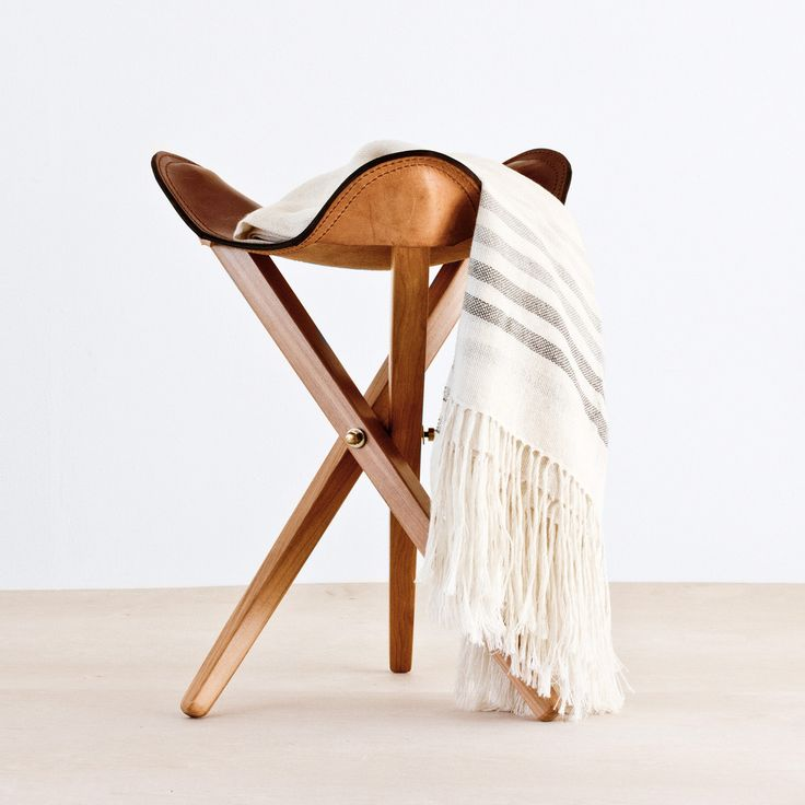 This little guy was designed to complement our Palermo Tripolina Chair.