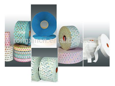 Frontal adhesive Tape for diaper manufacturers