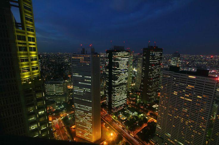 Tokyo, Japan  http://earth66.com/city/tokyo-japan-2/