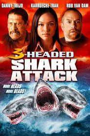 3-Headed Shark Attack