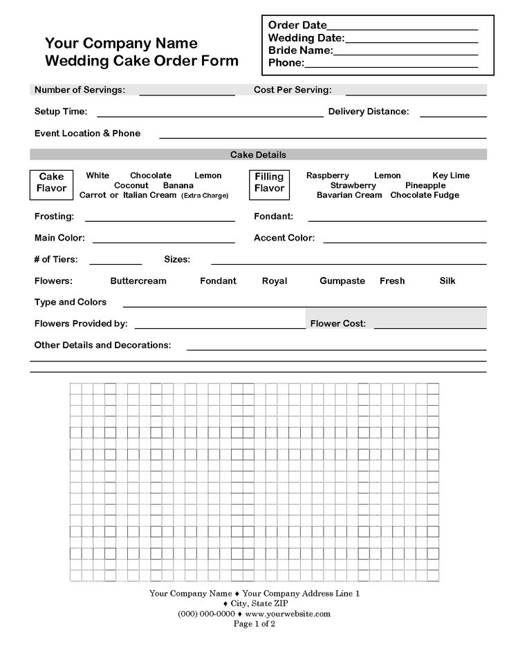 2674 best cake business images on Pinterest Anonymous, Business - appraisal order form