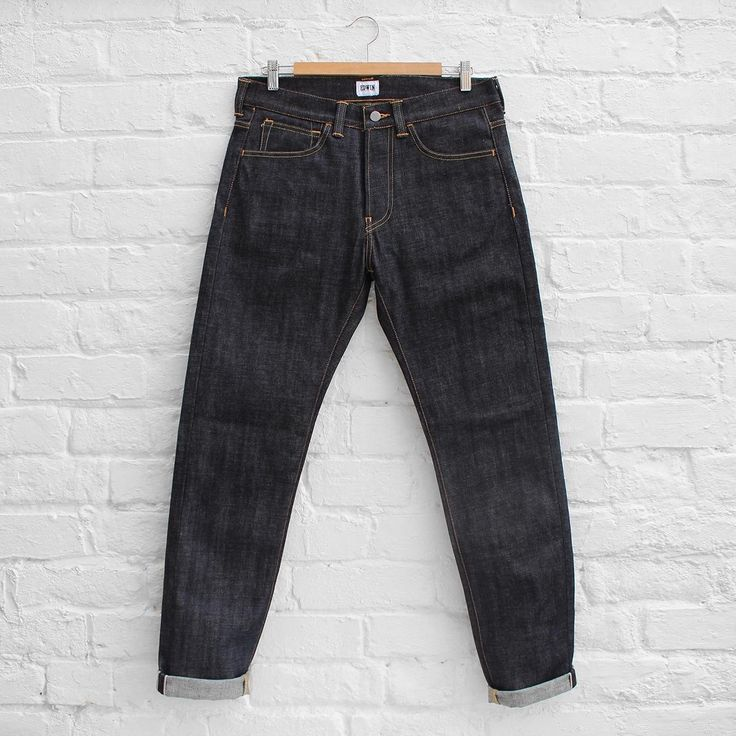 Edwin Jeans ED-ONE Red Listed Selvage Denim