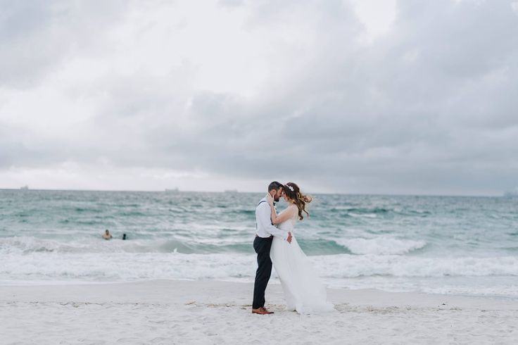Beach Weddings, Coast Port Beach, Fremantle, Western Australia