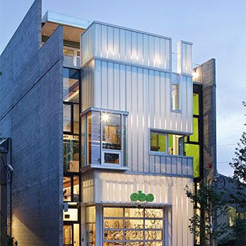 Architectural Glass Design Gallery   Glass Building Facades