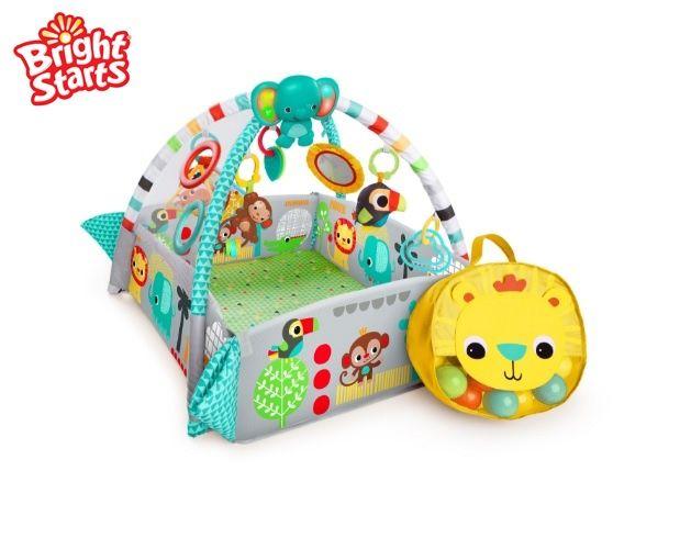 Plac Zabaw Deluxe z Piłeczkami http://brightstarts-dumel.pl/s5hR.html  #zabawa #zabawki #dladzieci #Dumel #polishchild
