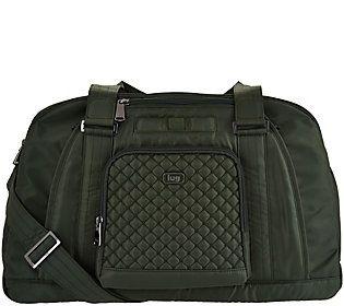 Lug East/West Overnight Bag with RFID - Propeller
