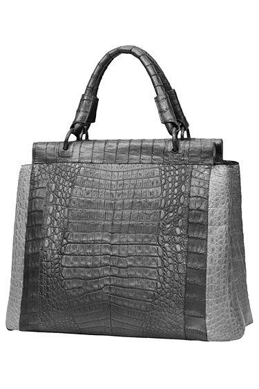 THE BAZAAR: Suitably Speaking - Shop The Trend, Nancy Gonzalez bag.