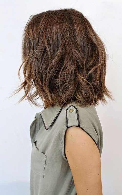 20 Great Brown Bob Hair   Bob Hairstyles 2015 - Short Hairstyles for Women