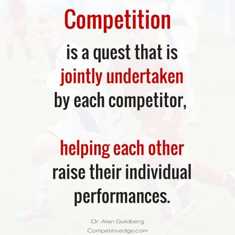 competition good bad To some, competition is regarded as natural, healthy, and essential for building character they say it is a valuable means to socialize chil.