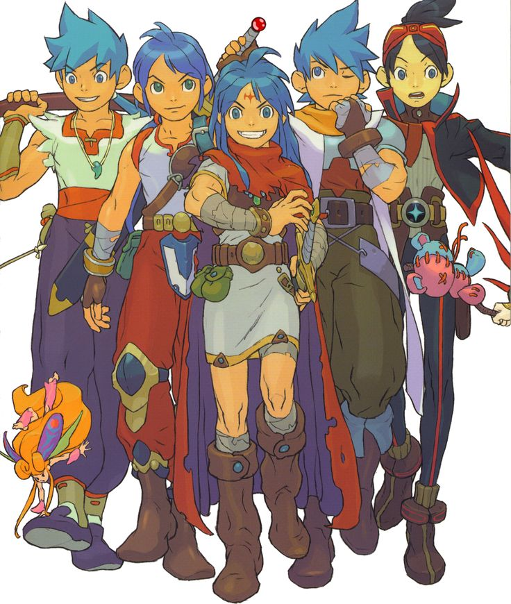 breath of fire 1 characters - Pesquisa Google