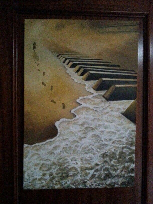 Piano para la habitación de Elena