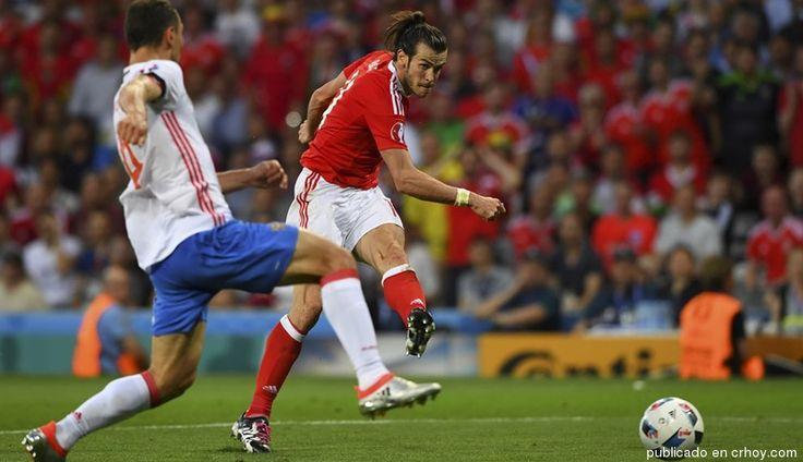 Gales clasificó con solvencia a octavos de final de la Eurocopa