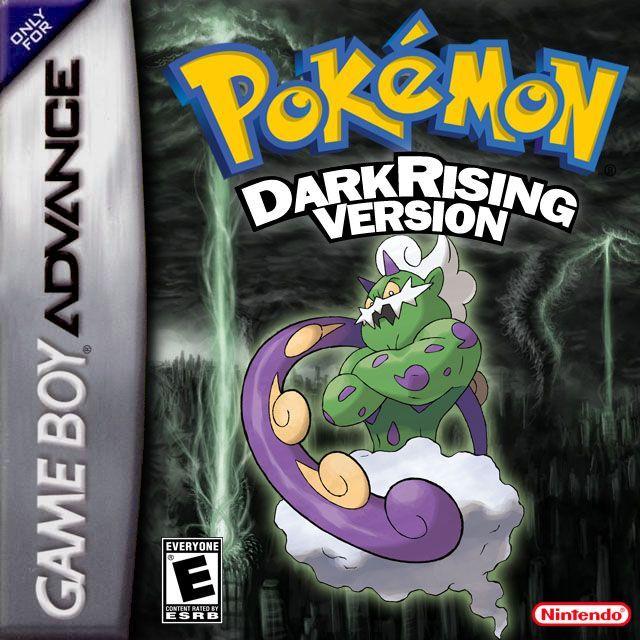 Play Pokemon Dark Rising 1 Nintendo Game Boy Advance