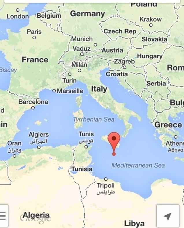 Best Malta Map Ideas On Pinterest Malta Malta Island Of - Malta maps with countries