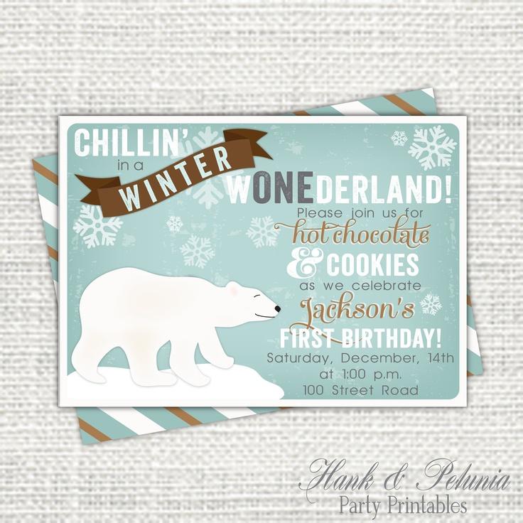 43 best Winter Wonderland Party images on Pinterest | Birthdays ...