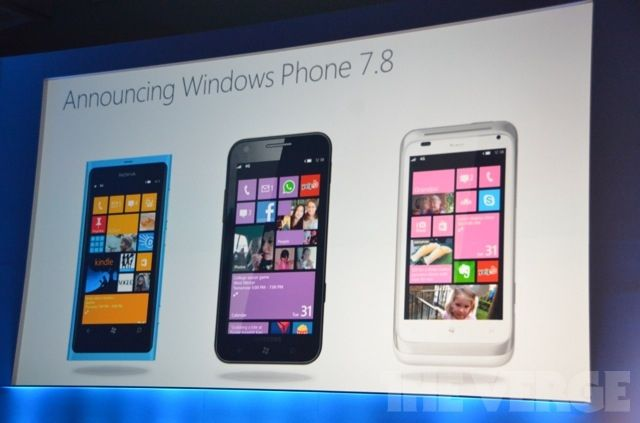 Microsoft: no upgrades to Windows Phone 8, but some features will come in Windows Phone 7.8
