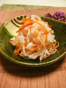 お節☆お正月&お食い初めに◇紅白なます◇ by 時花菜 [クックパッド] 簡単おいしいみんなのレシピが259万品