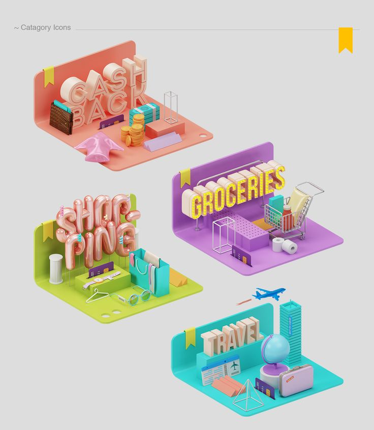 Illustration & CGI: Kiplinger Magazine Spread