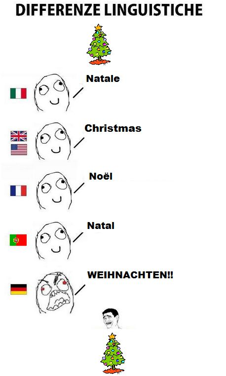 I'm learning German now, and even the happiest sentences sound so aggressive lol.