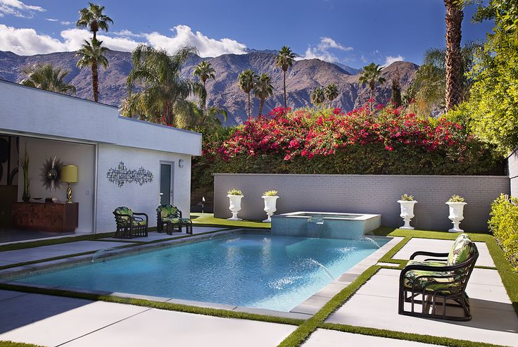 16 best images about renovating atlanta 39 s only art deco for Palm springs interior design style