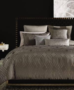Hotel Collection Dimensions Full/Queen Comforter - Brown