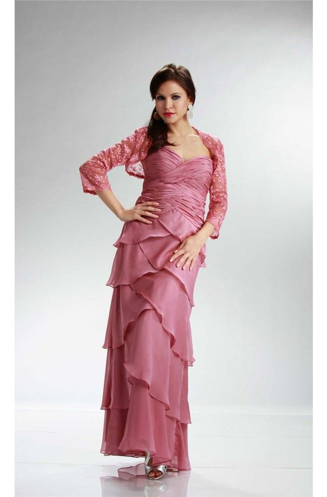 Mejores 44 imágenes de Dusty Rose Prom Dresses en Pinterest   Damas ...