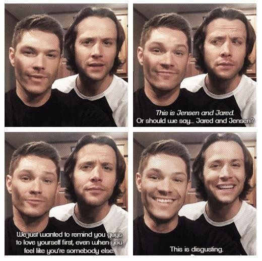 Best 25 jared padalecki body ideas on pinterest supernatural ive ever seen because they dont look like theyve face swapped they both look like what would a child of jensen ackles and jared padalecki look like urmus Choice Image