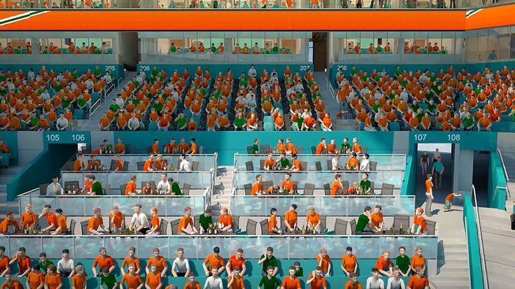 Football Ticket Terrace Seating - University of Miami Hurricanes Official Athletic Site