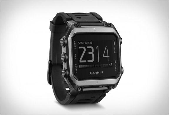 GARMIN EPIX - 1st colour GPS watch