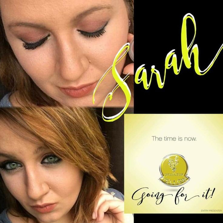 "I wanted to Post this here & #Thank every #YSister every Leader & especially every #Customer that helped me here! #Going4Pink ! ""Sarah Elizabeth Haydel is #ALMOSTTHERE! She's going for #Yellow #Status! Her first promotion! This young lady works her business like a #BOSS ! So super proud of her!  Can't wait to #Celebrate with her as she gets that pay raise!  #GoingForYellow #FollowTheYellowBrickRoad #TeamLavish #Younique """