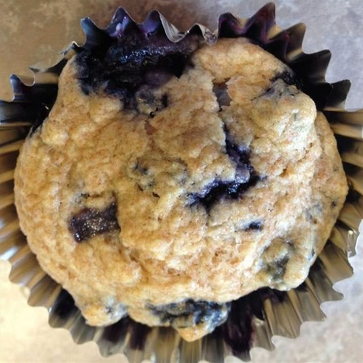 Inspired by a somewhat unhealthy Blueberry Muffins to Die for Recipe ...
