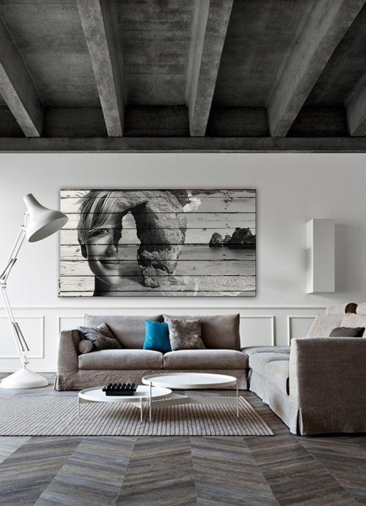 ♂ Masculine grey contemporary interior design
