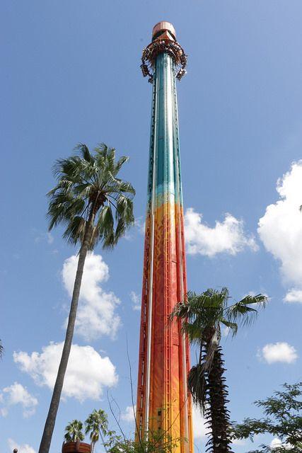Falcon's Fury at Busch Gardens Tampa                                                                                                                                                     More