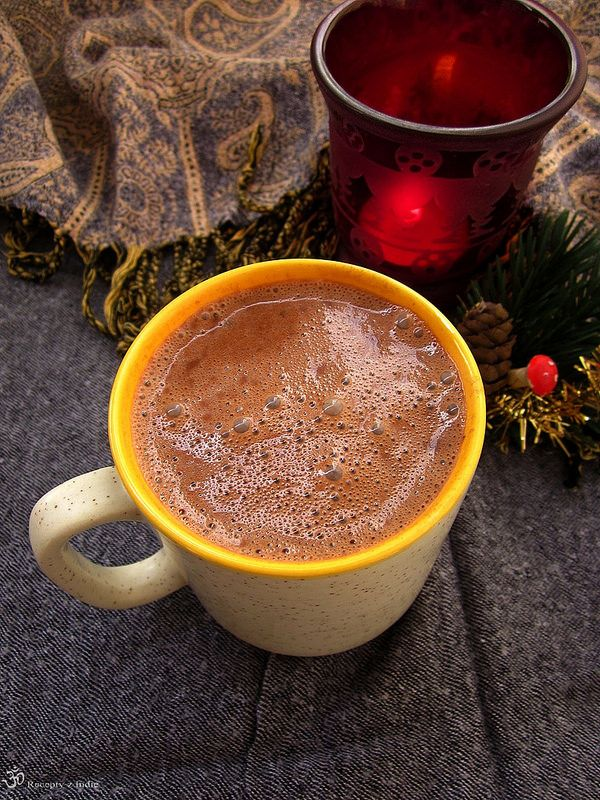 Horúca čokoláda