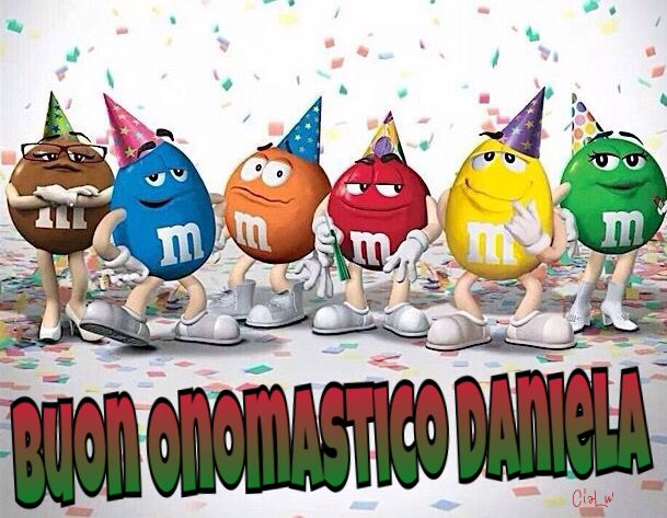 Buon Onomastico Daniela Compleanni Onomastici E Anniversari