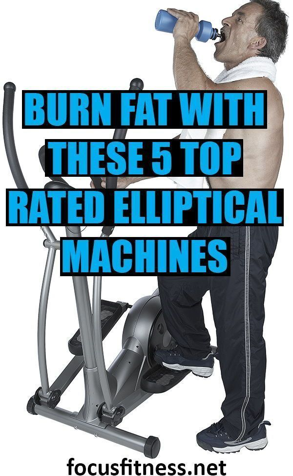 The 5 Best Elliptical Machines Under 1000 Home Exercise